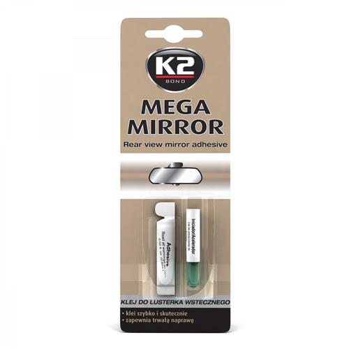 K2 Mega Mirror Клей для дзеркал зад вид 60сек.