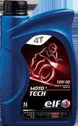 ELF Олива моторна Moto 4TTech 10W50 1л.