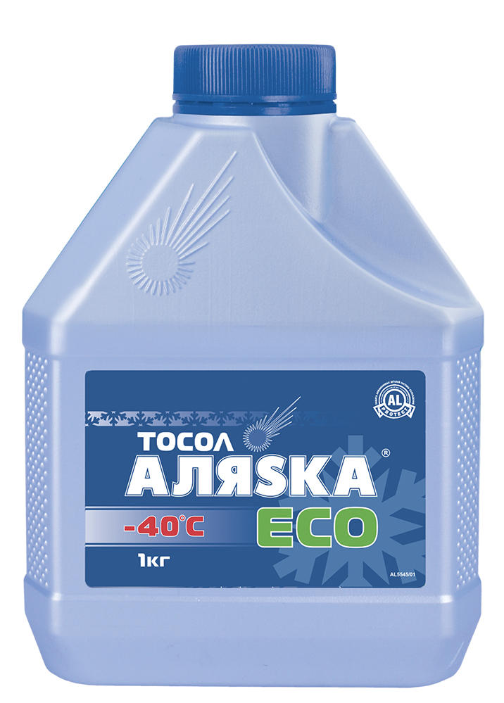 АЛЯСКА Тосол А-40 (еко) 1кг