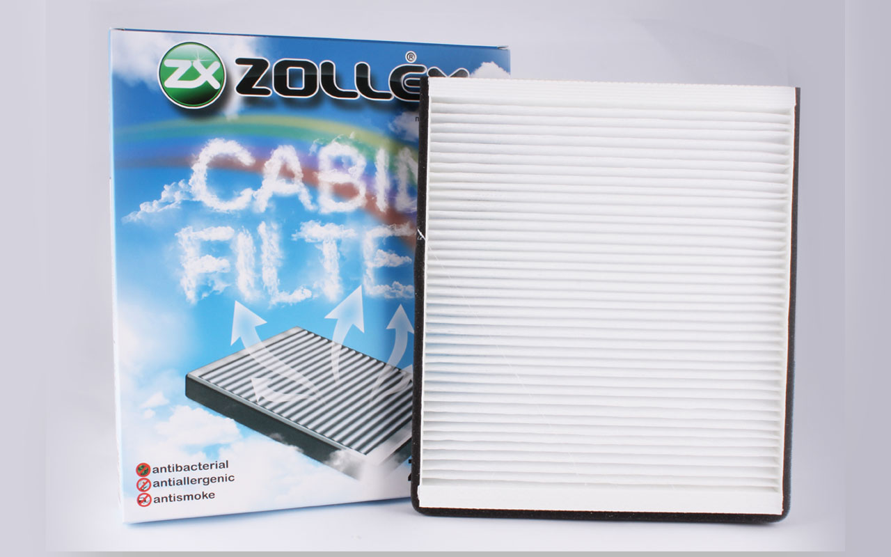 Zollex Фільтр салона Chevrolet Aveo Z-410