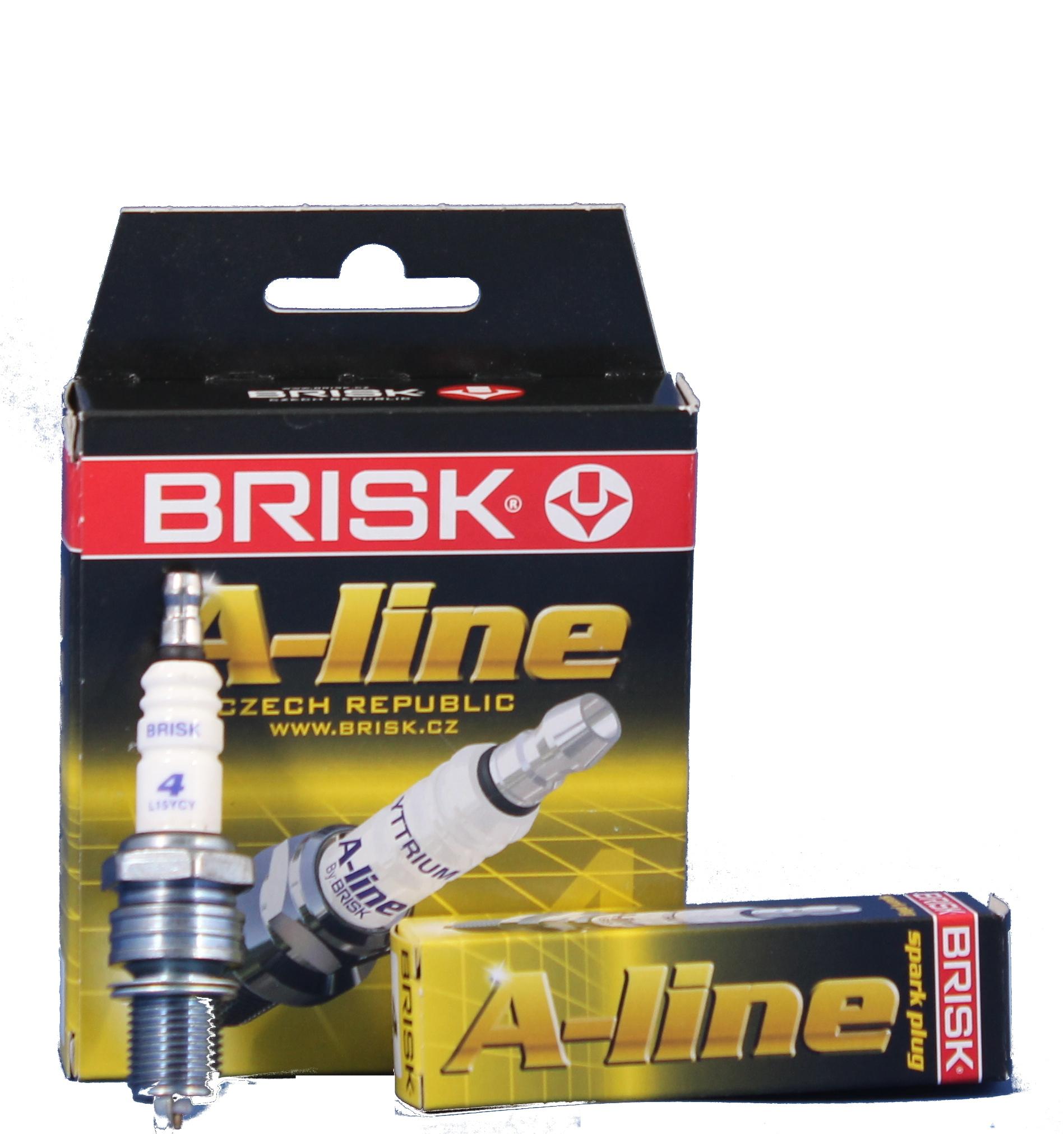 BRISK A-Line04 Свеча зажиг ВАЗ 2101-07 (к-т 4шт.)