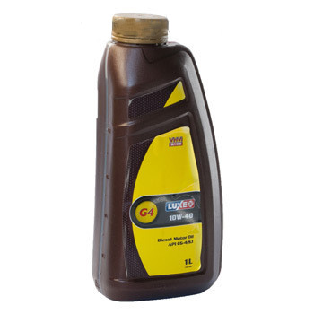 LUXE олива мот. Diesel 10w40 CG-4/SJ 1 (0,860кг.)