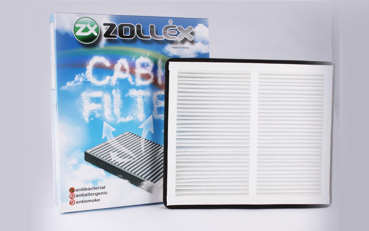 Zollex Фільтр салона Chevrolet Lacetti Z-411