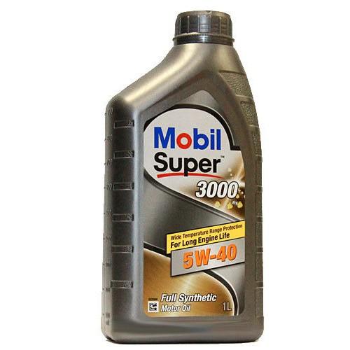 Mobil Олива мот. Super 3000 5w40 1л.