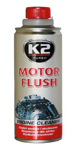 K2 Motor Flush Промивка масляної системи двиг 250 гр