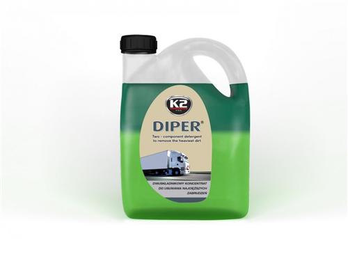 K2 Diper Двокомпонентна активна піна конц. 2кг.