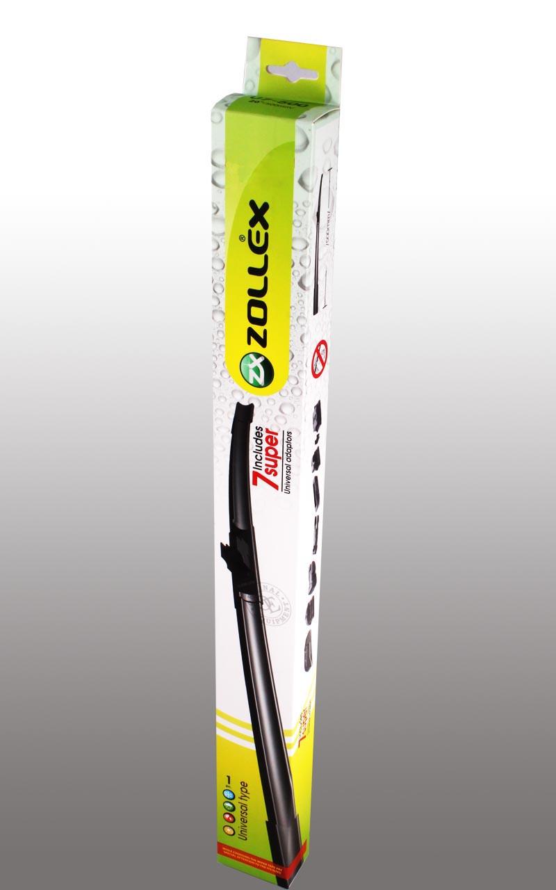 Zollex Щітка склоочисника універс 16&#34 (400 mm) U7-400 (1шт.)