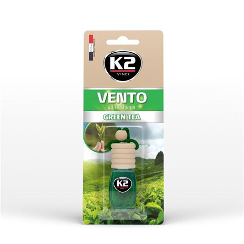 K2 VENTO GREEN TEA освiж.повітря 8мл