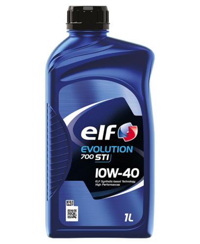 ELF Олива моторна Evolution 700 STI 10w40 1л.