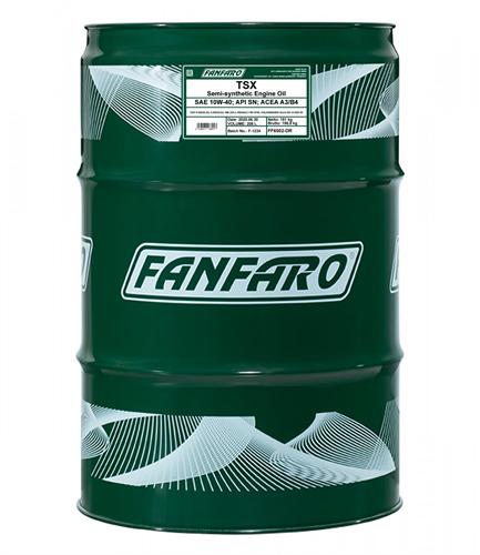 Fanfaro Олива мот TSX 10W40 208л SL/CF