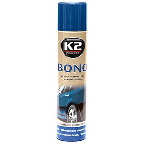 K2 Bono Відновлювач кольору для пластику 300мл. (Cпрей)