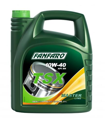 Fanfaro Олива мот TSX 10W40 5л SL/CF