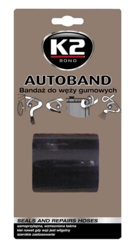 K2 AutoBand Липка стрічка для ремонту шлангів