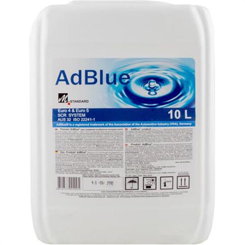 AdBlue Реагент для снижения выброса оксидов азота  10л 502095