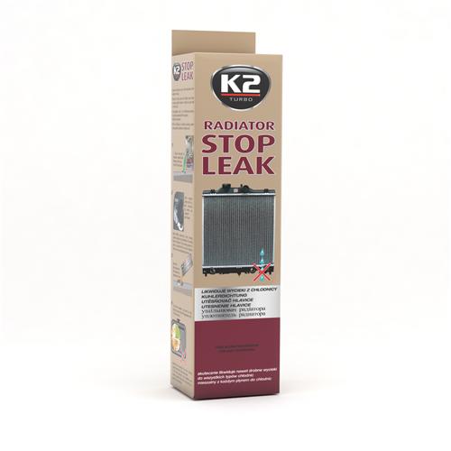 K2 Stop Leak Герметик радіатора ПОРОШОК 20гр.
