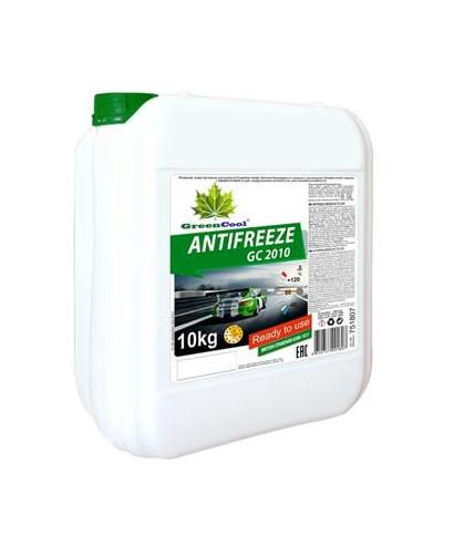 GreenCool  Антифриз  (зеленый) 10кг 751807