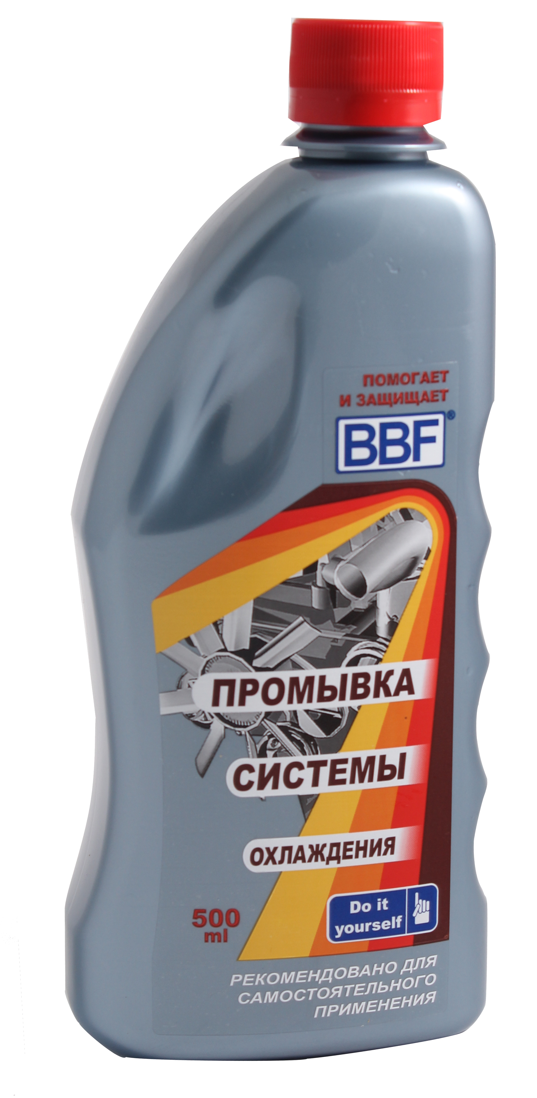 BBF Промивка системи охолодження 500мл.