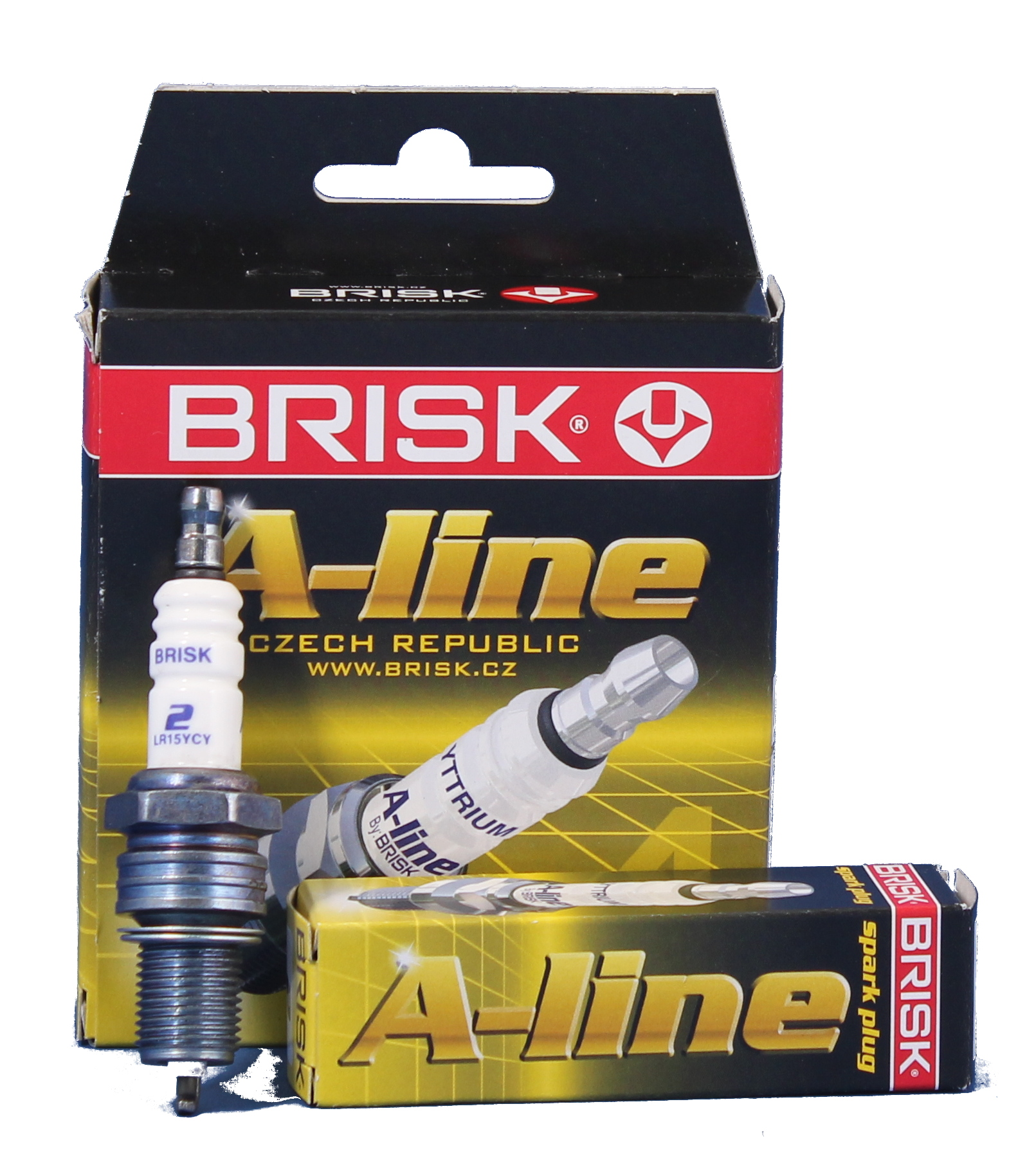 BRISK A-Line02 Свеча зажиг ВАЗ 2108-99 (к-т 4шт.)