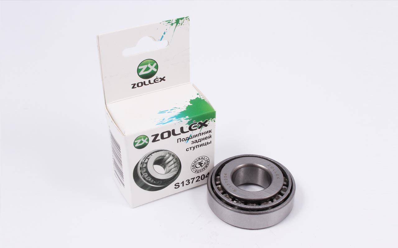 Zollex Підшипник ступ. задн. ЗАЗ 1102 S-137204 К
