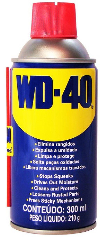 WD-40 300 мл універс. аерозоль