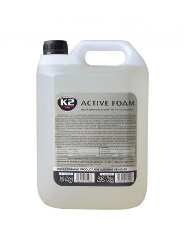 K2 Активна піна для миття авто 5кг.