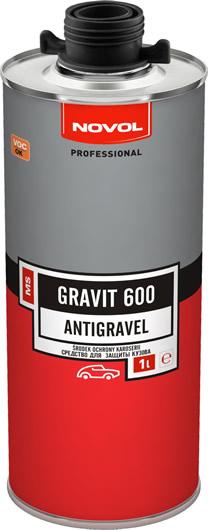 NOVOL Гравітекс 1кг. (Чорний) 37841
