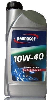 PENNASOL Олива мот. Super Light 10w40 1л.