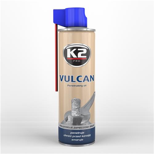 K2 Vulcan Антикорозійний пенетрант 500мл.