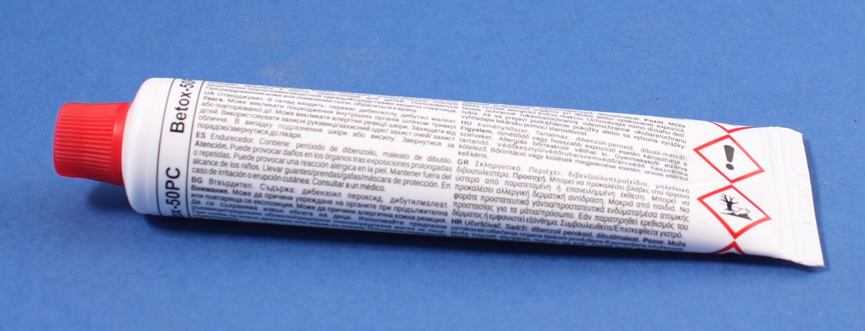 NOVOL Отверджувач до поліеф. смоли 0,05 кг. 5022
