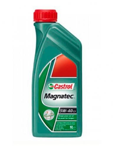 Castrol Олива мот. 5w40 A3/B4 Magnatec 1л