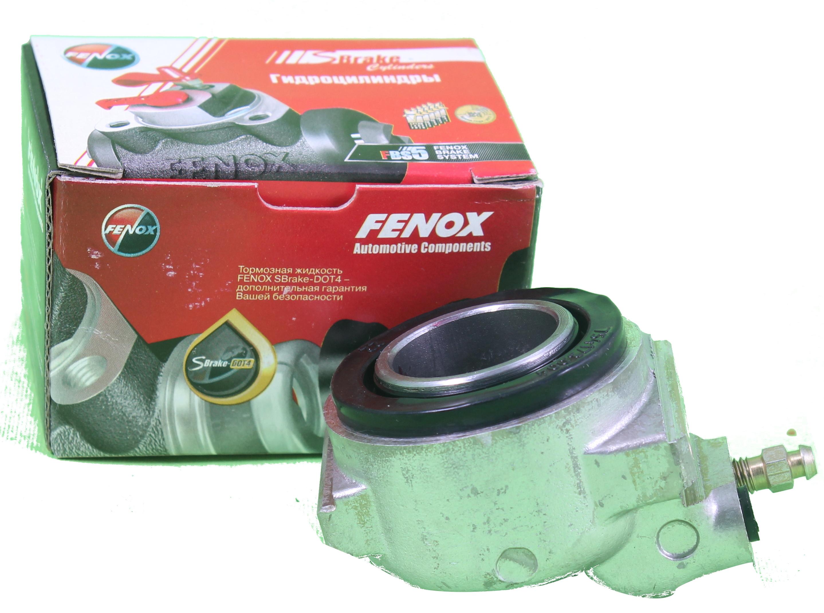 Fenox Супорт ВАЗ 2101 зовнішній лівий (X4814)