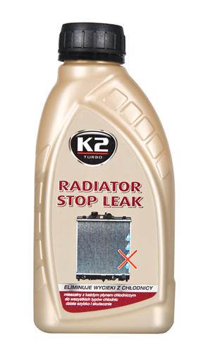K2 Radiator Stop leak Герметик радіатора 400мл.