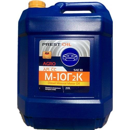 PREST OIL олива М10Г2К 20л