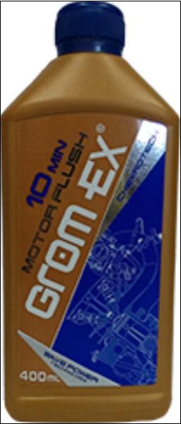 GROM-EX олива FLUSH Motor 10-min 0.4л.