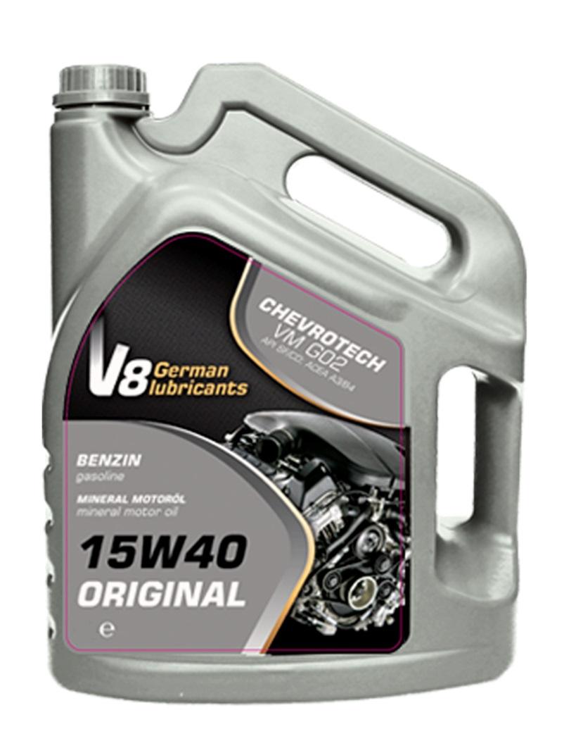 V8 олива 15W40 ORIGINAL SF/CD 7л