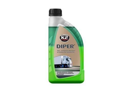 K2 Diper Двокомпонентна активна піна конц. 1кг.