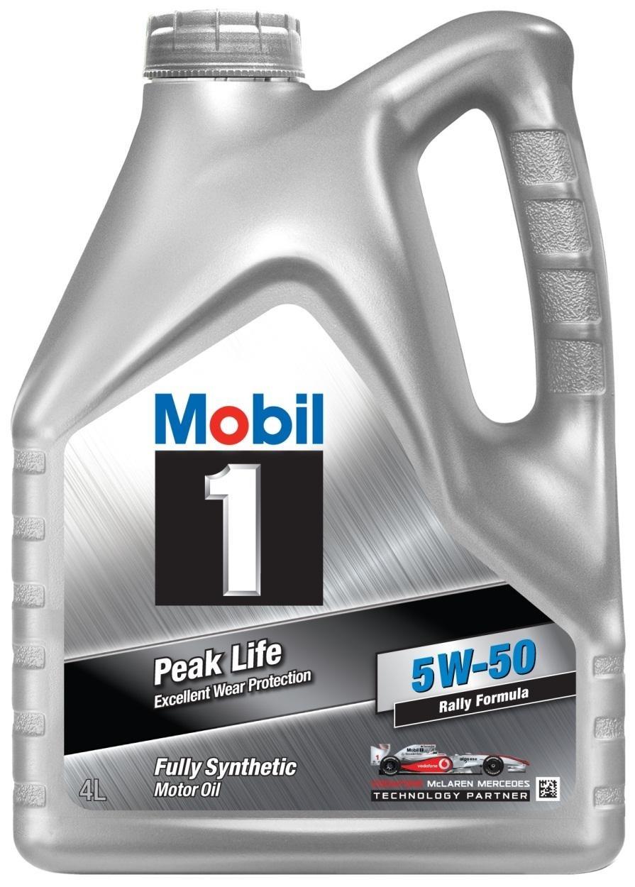 Mobil Олива мот. 1 FS 5w50 4л.