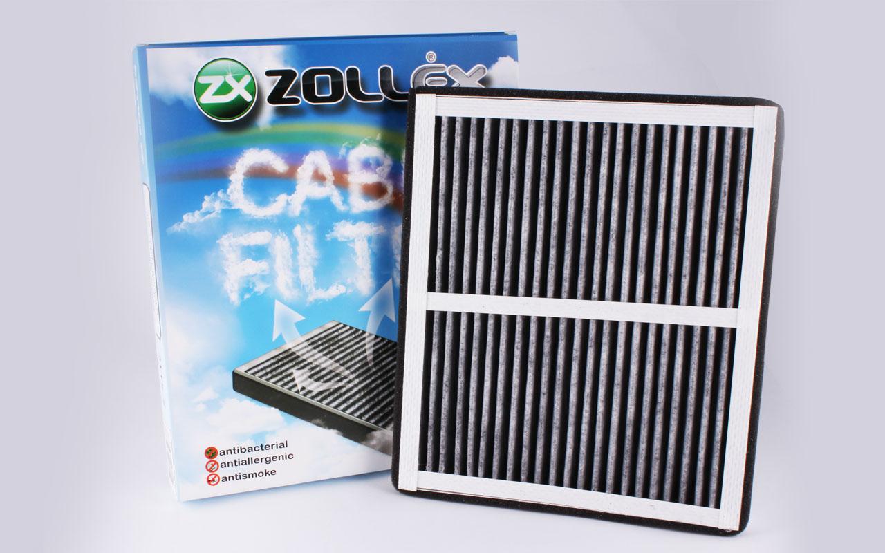 Zollex Фільтр салону Chevrolet Lacetti (C) Z-511C