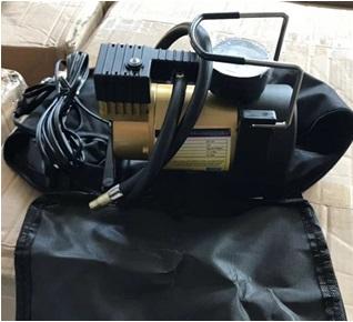 Електричний насос для підкачки шин 35л (маленький)