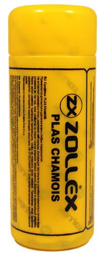 Zollex Серветка волога в тубусі мала ZTF-009