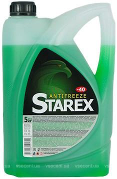 STAREX Антифриз -40 5кг Зелений