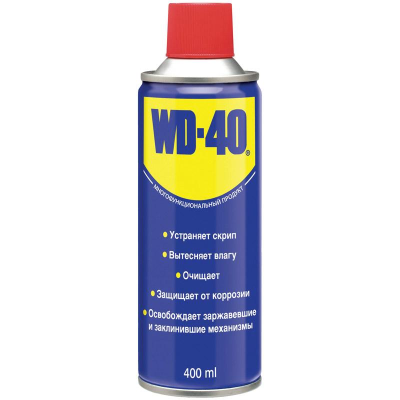 WD-40 400 мл універс. аерозоль