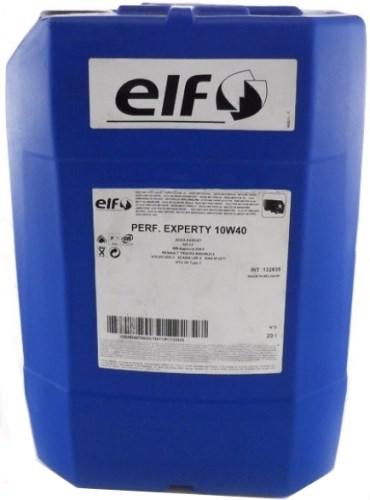 ELF Олива моторна Perf. EXPERTY 10w40 20л. E4/E5/E7 CF