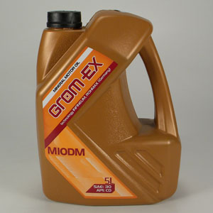 GROM-EX олива М10ДМ (CD SAE30) 5л.