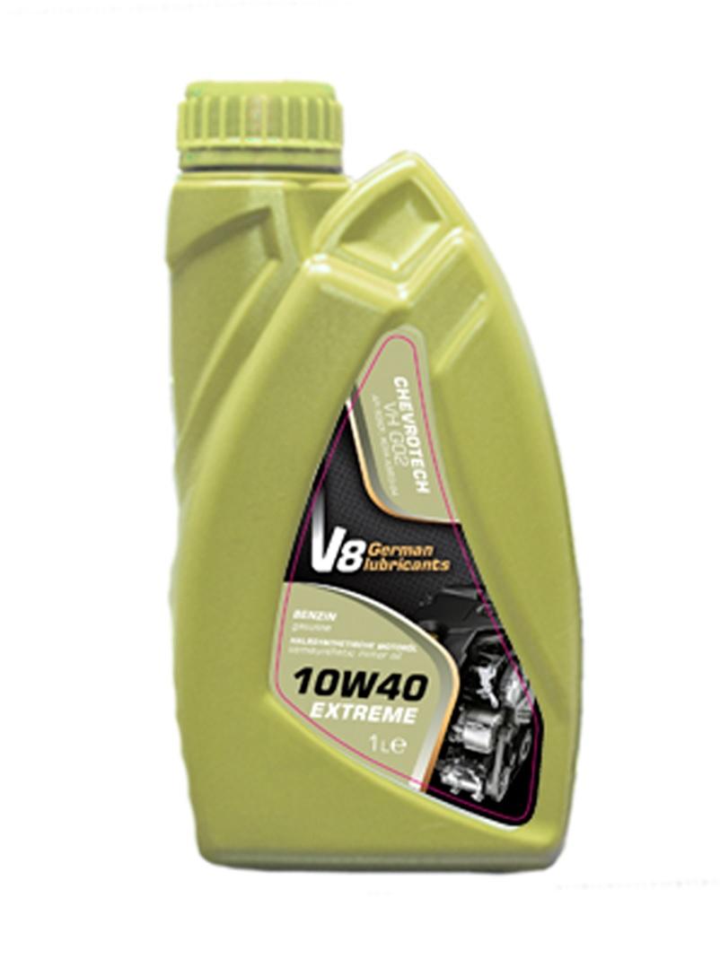 V8 олива 10W40 EXTREME SG/CF 1л