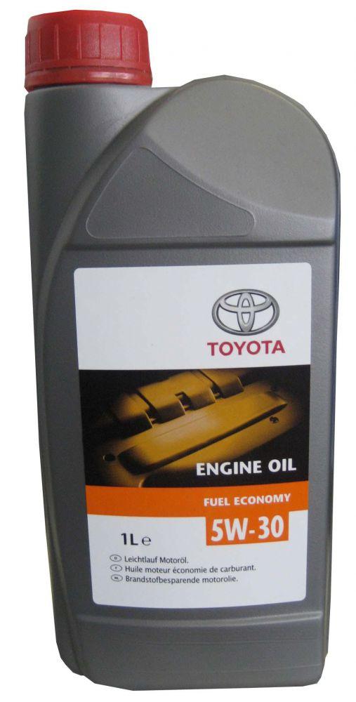 TOYOTA олива мот. 5W30 Fuel Economy 1л