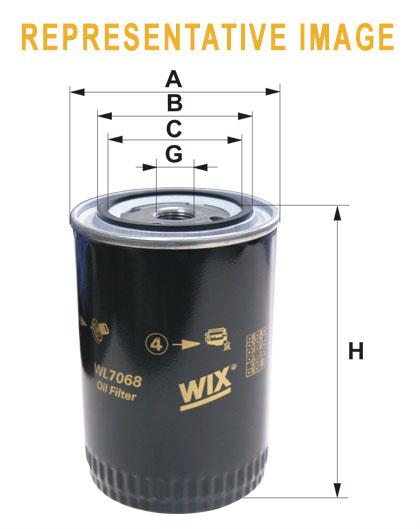 WIX 33690E Фільтр паливний Filtron PP 964