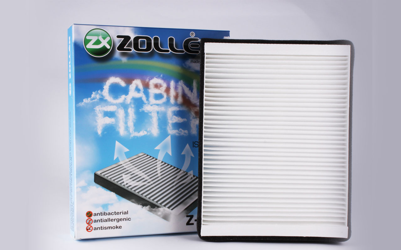 Zollex Фільтр салона ВАЗ 2110-12, Priora Z-404