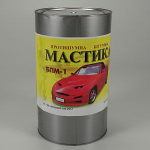 Чернівці Мастика БПМ-1 (4,7 кг)